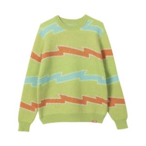 Electric Striped Sweater