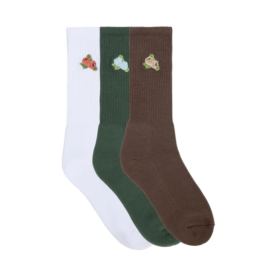 Raspberry Socks